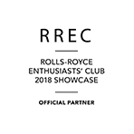 Rolls-Royce Owner's Club 2017 Showcase Official Partner