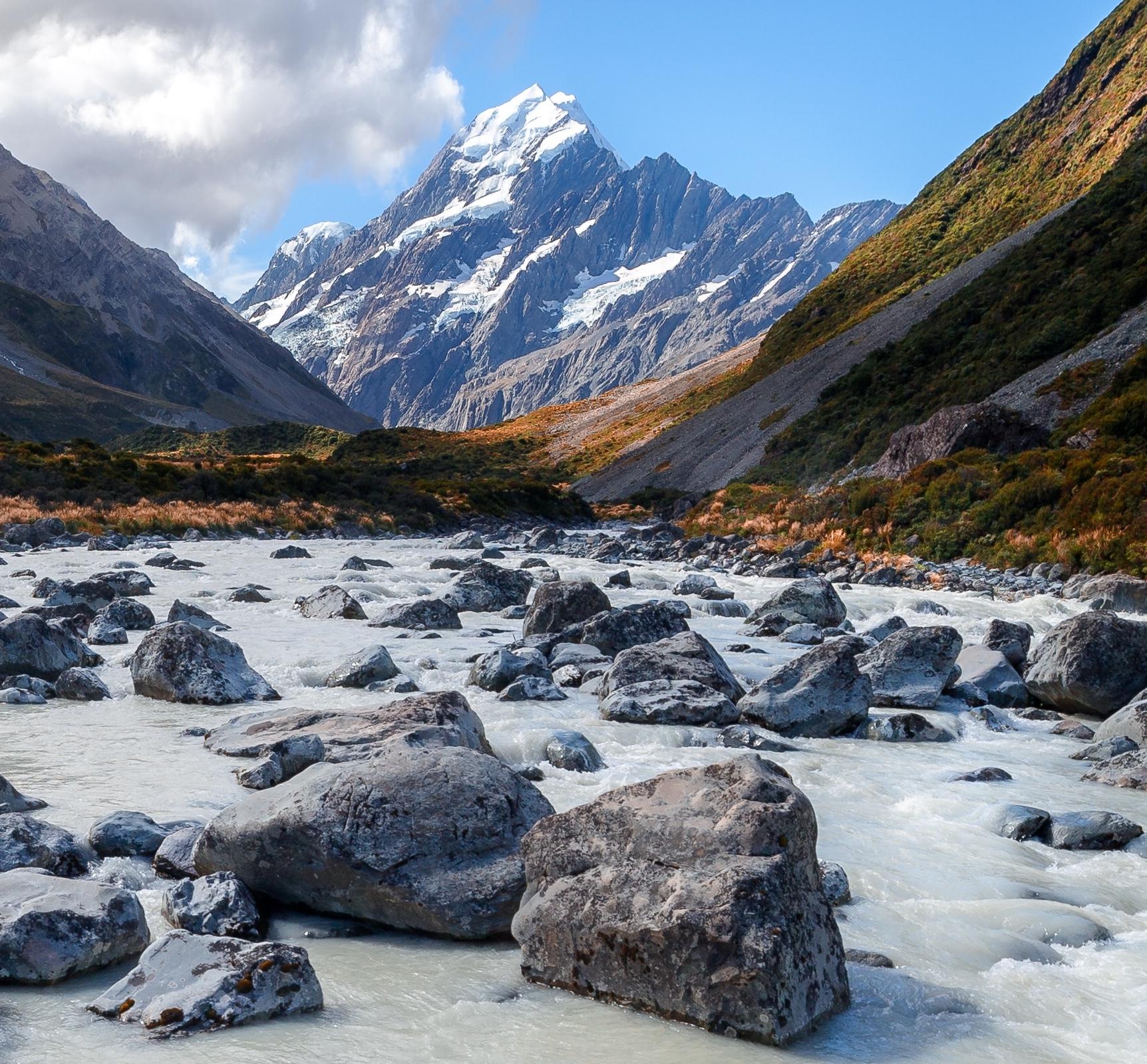 Landscape Photography Tour | Luxury New Zealand Travel